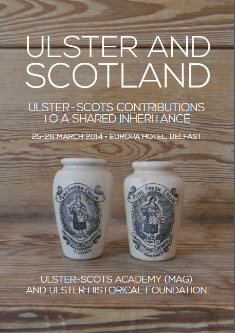Ulster and Scotland Conference