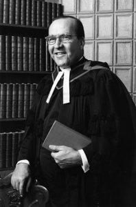image of Rev Dr Andrew John (Jack) Weir